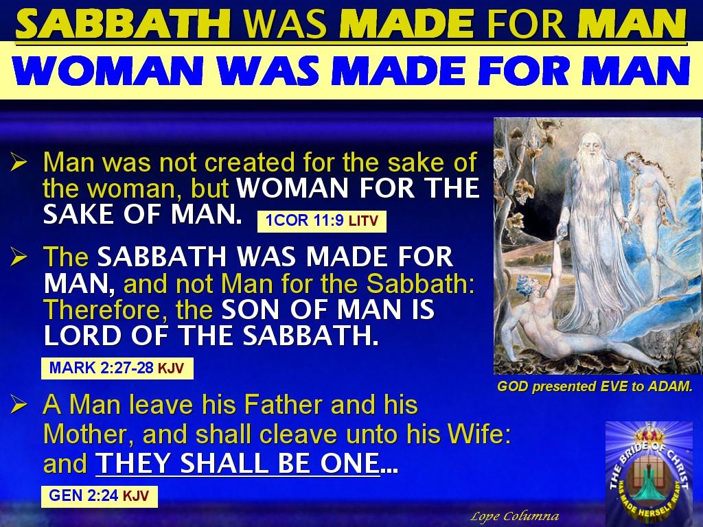Messianic Christian Sabbath