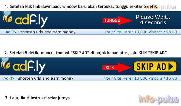 Cara Download Tema