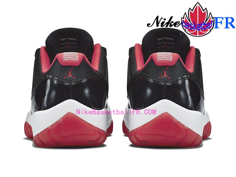 air jordan 11 retro low rouge pur
