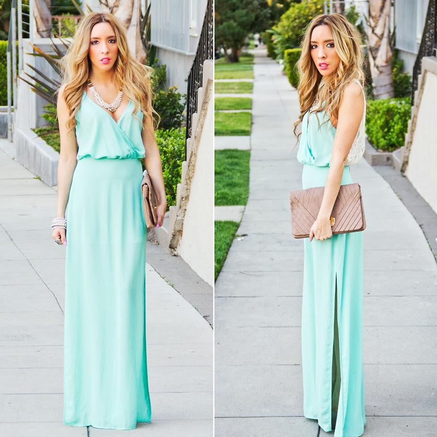vestido longo, cinto