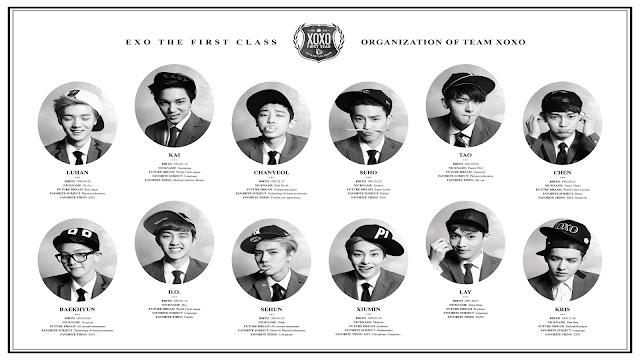 EXO Peter Pan (彼得潘) lyrics 歌詞