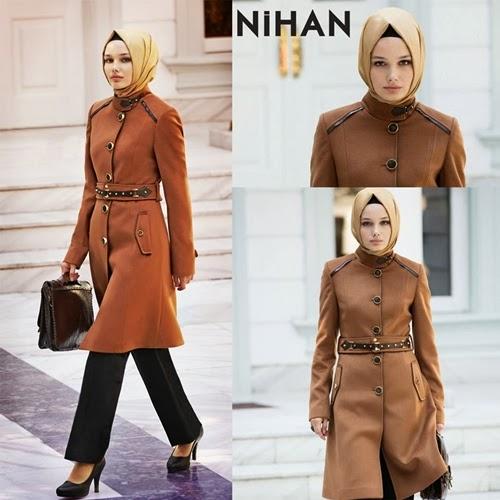 Nihan 2013 2014 sonbahar kis pardesu kaban modelleri 7 Nihan 2013/2014 sonbahar kış pardesü ve kaban modelleri
