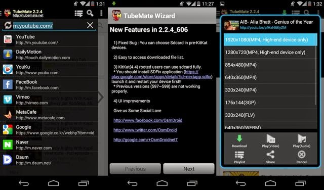 Cara Mendownload Video Youtube Di Android
