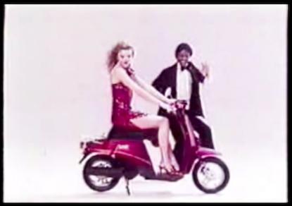 Michael Jackson Suzuki Comercial 1