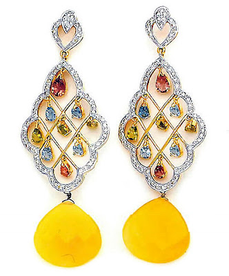 Olivine Yellow Jewellery 21522