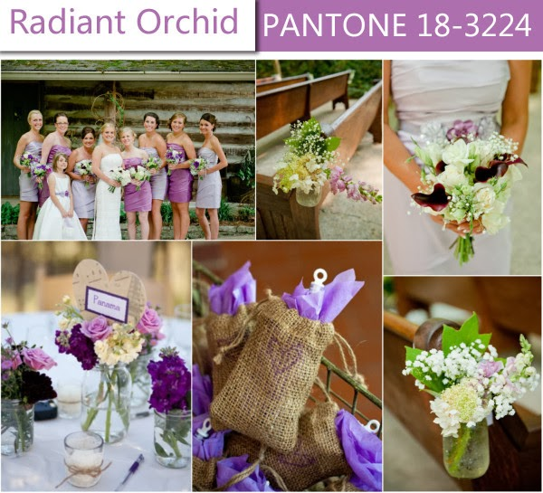 Spring Wedding Colors 2014: Angee's Eventions: Spring 2014 Wedding Color Trends