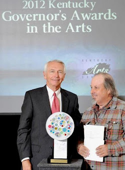 Latitude Artist Community recipient of 2012 Kentucky Arts Council Governor's Awards in the Arts