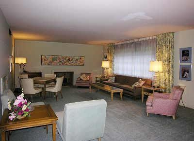 Miss Retro's Blog: My Dreams Of A 1950s Living Room