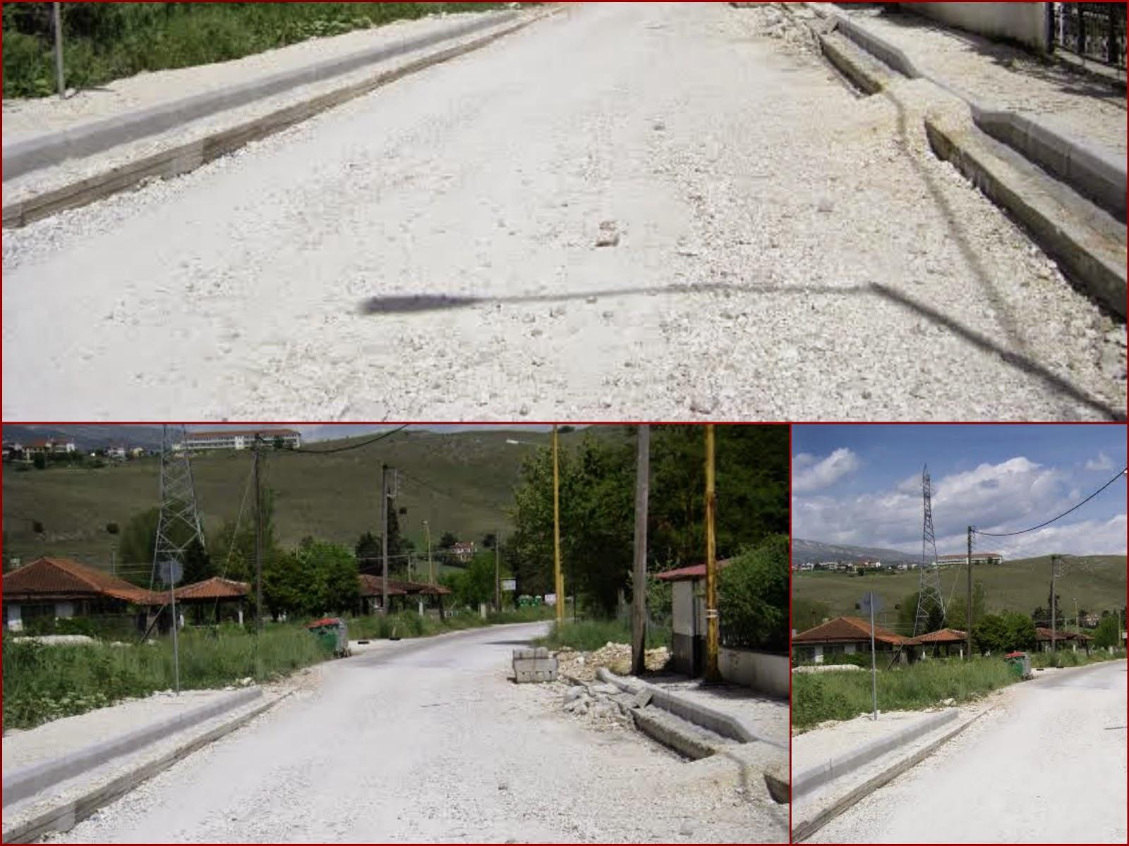 ΓΙΑΝΝΕΝΑ-Στοίχειωσε για έξι (6) μήνες το έργο ανακατασκευής της Αδαμαντίου Κασιούμη στο Σταυράκι!