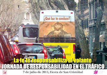 JORNADA DE RESPONSABILIDAD EN EL TRÁFICO