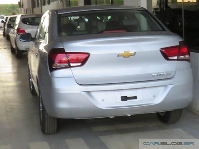 Chevrolet Cobalt LTZ 2016