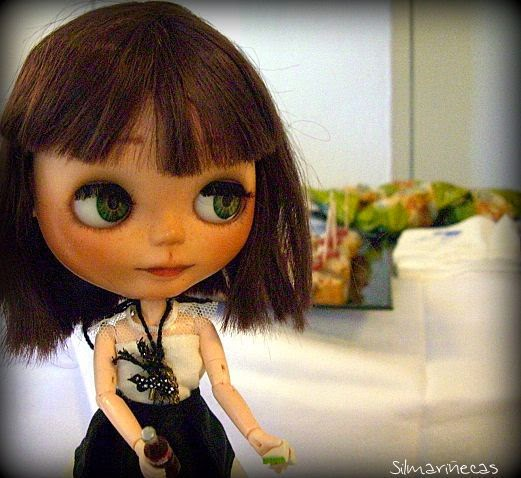 Basaak doll en recepción de laboral kutxa