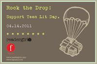 Rock the Drop Operation Teen Book Drop by Readergirlz