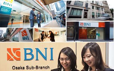 beberapa cabang BNI di luar negeri