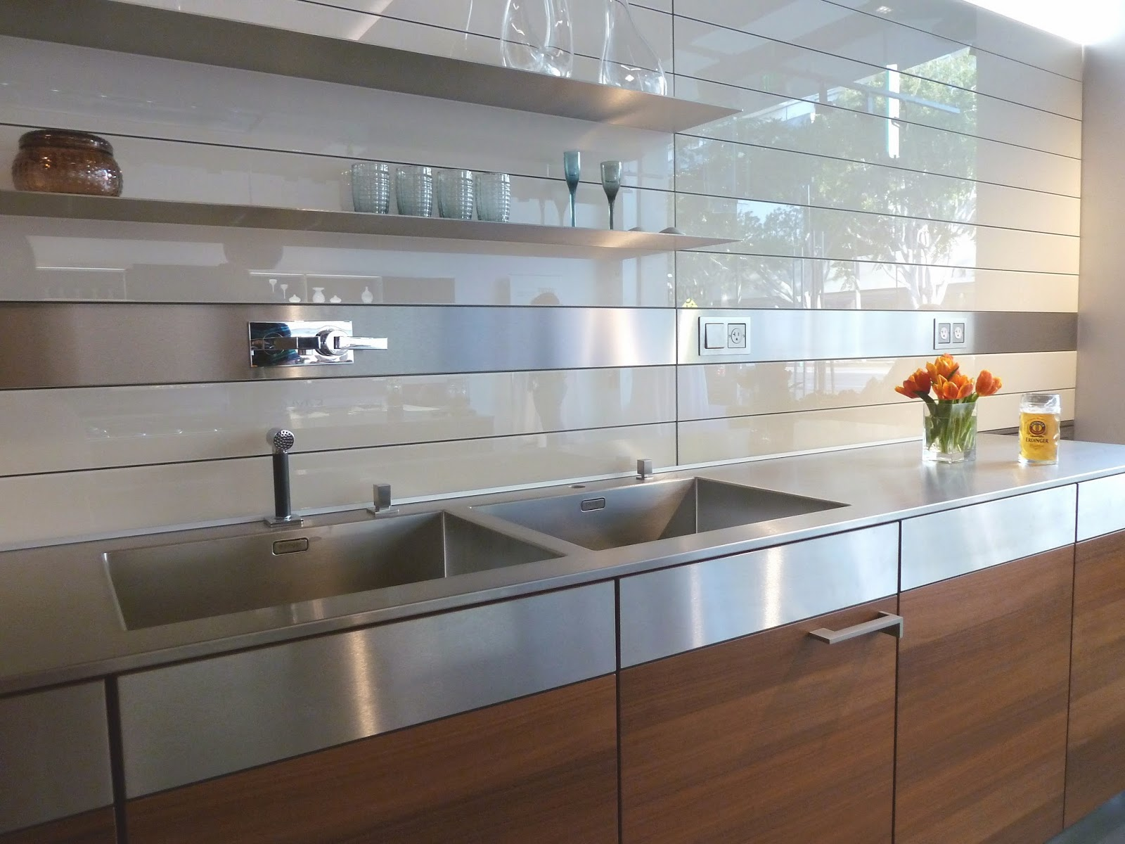 Design Vignettes: #BlogTourLA in the Kitchen