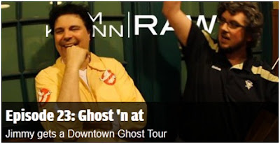 Jim Krenn Raw, Pittsburgh, WDVE, Sean Collier, Haunted Pittsburgh Tour