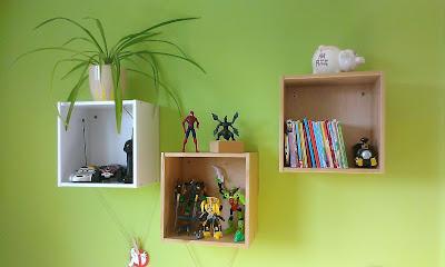 półki IKEA
