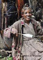 mujer dorze, etiopia, Etiopia