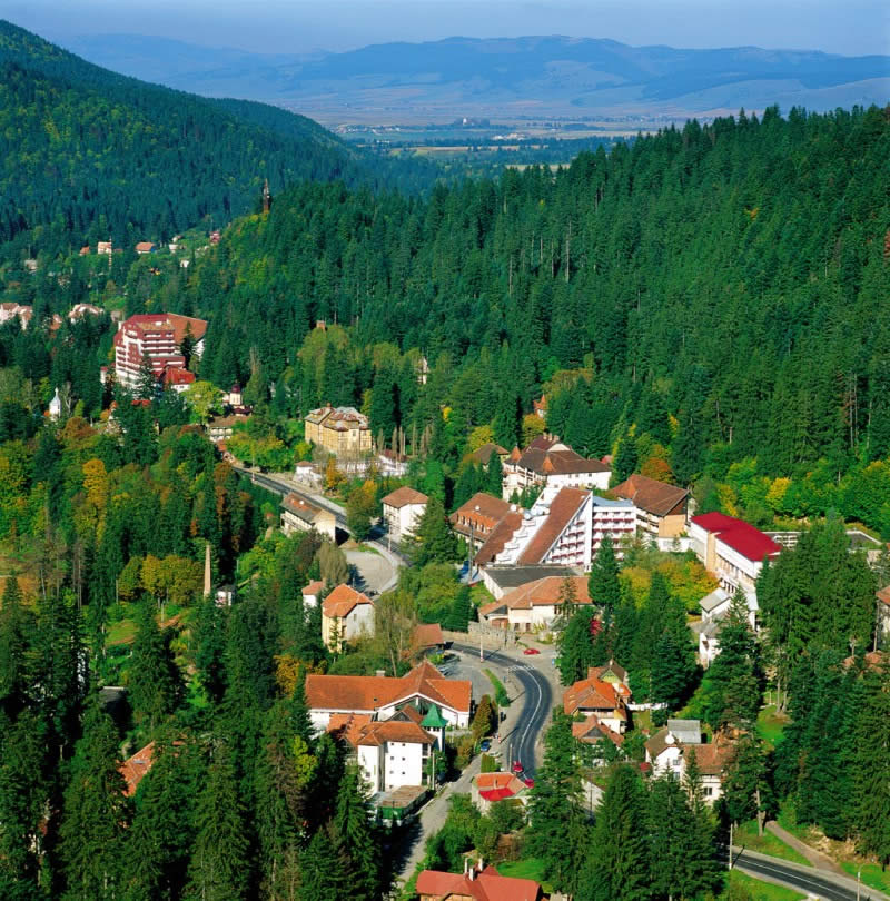Land Of Romania Calimanesti Caciulata Resort