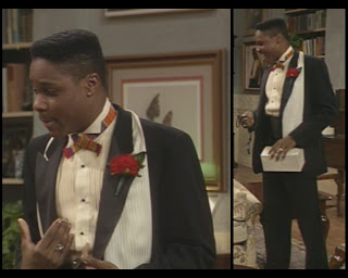 The Cosby Show Huxtable fashion blog Theo Malcolm Jamal Warner