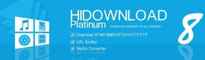 HiDownload Platinum 8.0.8 inamsoftwares
