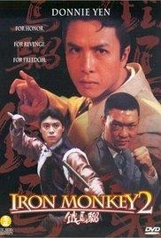 Thiết Hầu 2 - Iron Mokey 2 (1996)