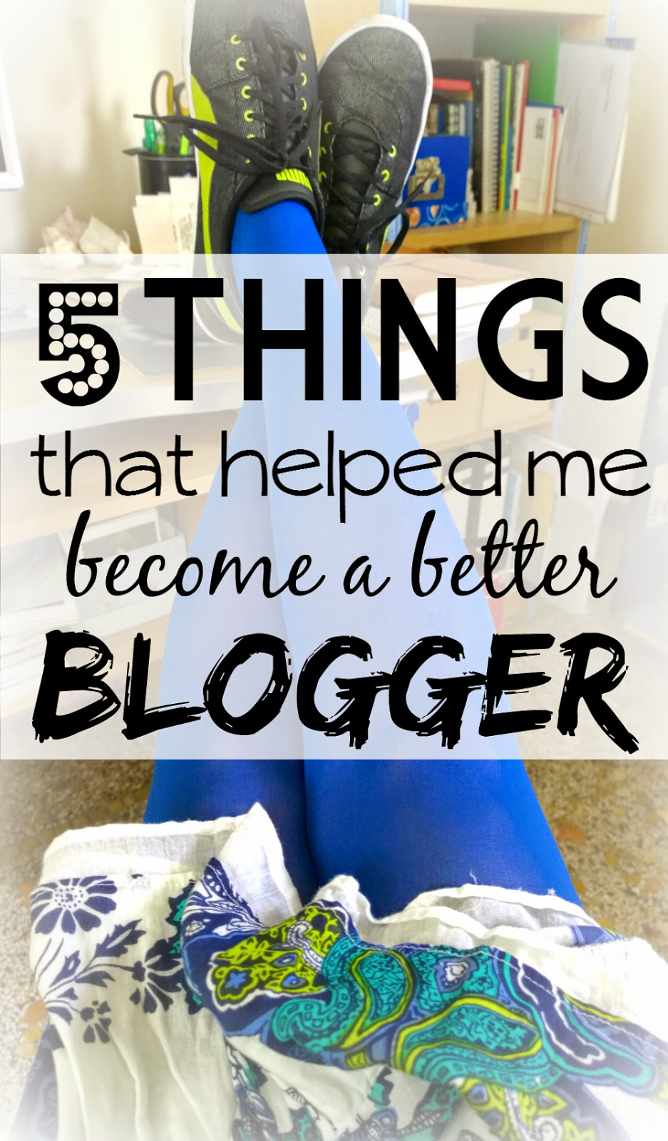 5 Things that helped me become a better (fashion) blogger | Funky Jungle, fashion and personal style blog