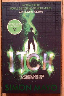 Cover for Itch by simon mayo