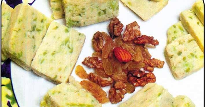 Barfi Banane Ka Tarika In Urdu Pakistani Indian Food