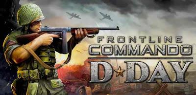 APK FILES™ FRONTLINE COMMANDO: D-DAY APK v1.02 ~ Full Cracked