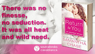 Return to You Spotlight & Giveaway