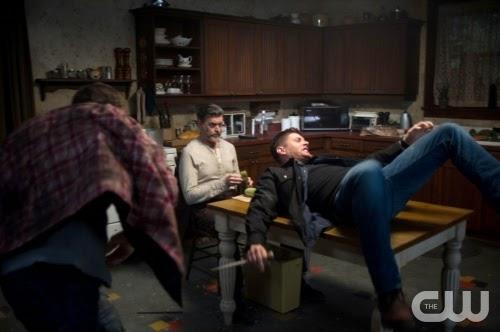 Supernatural-S09E11-First-Born-Cain-Dean-Fighting