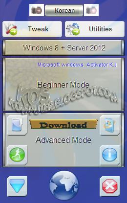 windows 8 permanent activator v2012