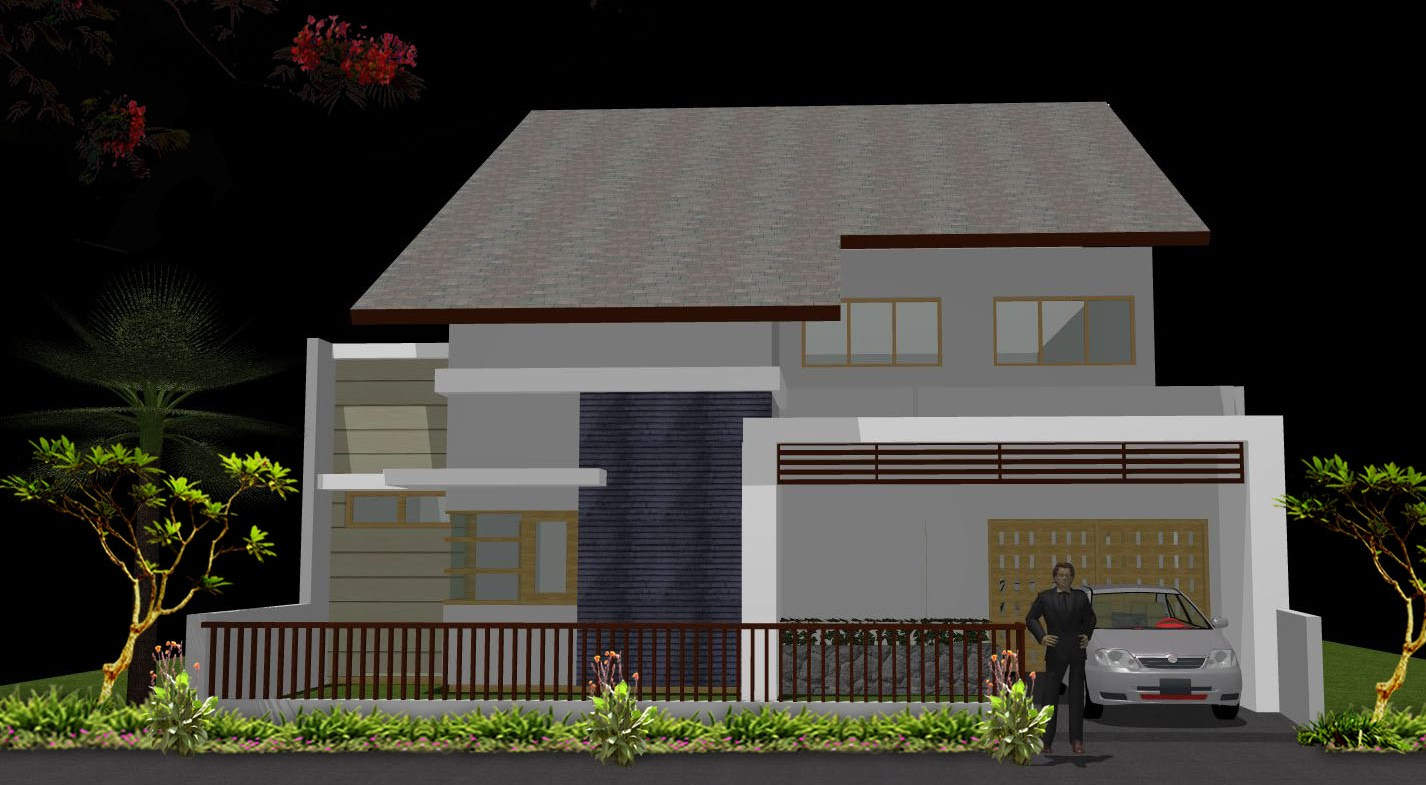 Arsitek Rumah & DESAIN RUMAH MINIMALIS + Peluang Usaha: Arsitek Rumah