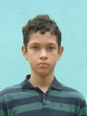 Alexander - Honduras (HO-352), Age 15
