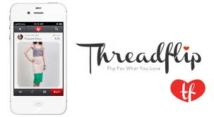threadflip, apps, fashion, resell, spring cleaning