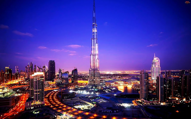 highest building in the world united arab emirates dubai