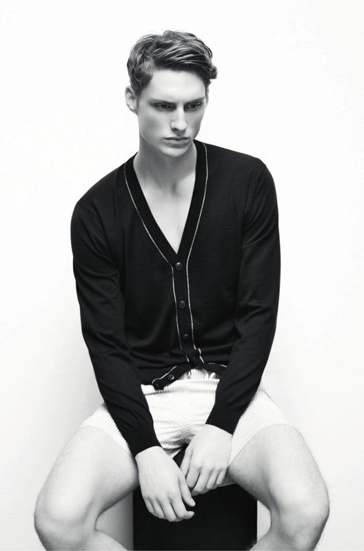 Male Model Scene Twitter