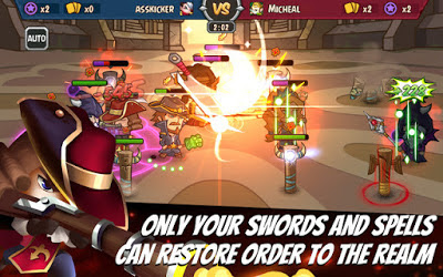 Kingdom in Chaos V1.0.4 MOD Apk-screenshot-3