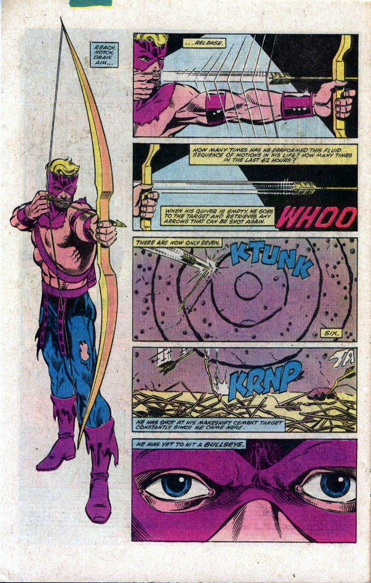 Hawkeye (1983) Issue #2 #2 - English 3