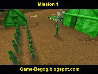 Game Army Men RTS ~ Game Begog