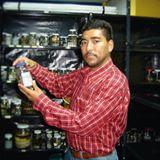 HOMBRES DE CIENCIA: Luis Felipe Esqueda González