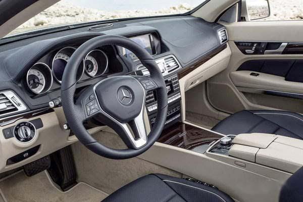 New 2017 Mercedes E-Class Concept