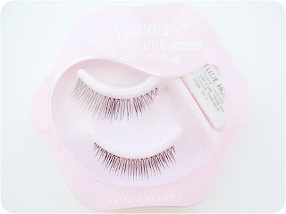 Clear Line Wonder Volume, Etude House, False Eyelashes, Natural Eyelashes, Reviews