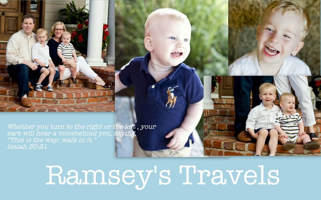 Ramsey's Travels