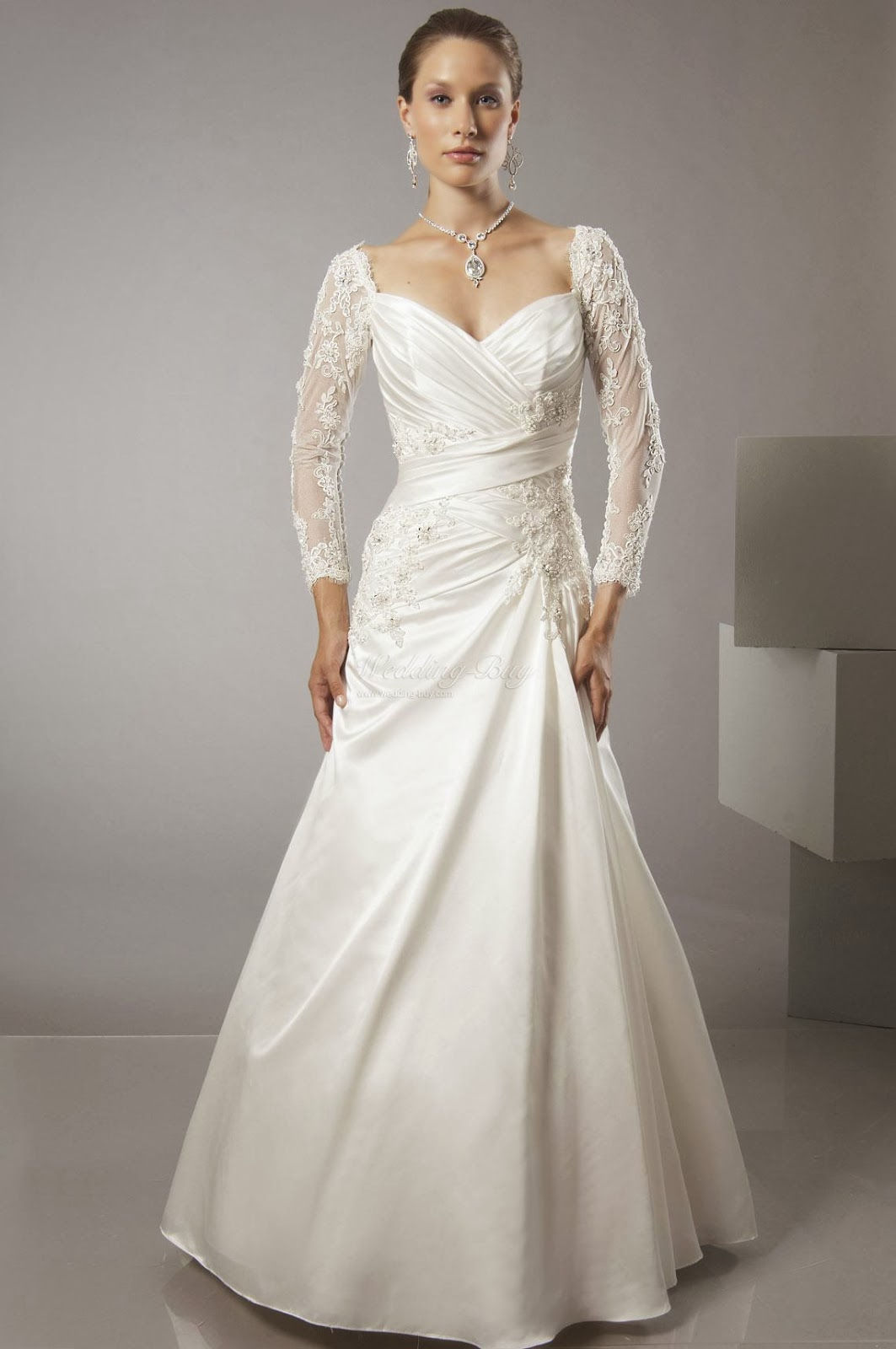 Merveilleux Wedding Dress Collections   Blogspot