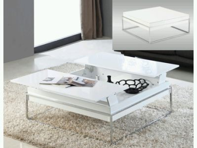 Mesas modernas para sala parte 2 - Mesas de centro de cristal modernas ...