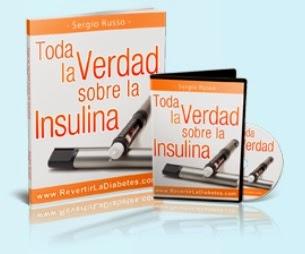 libro toda la verdad sobre la insulina parte de los bonos del método revertir la diabetes