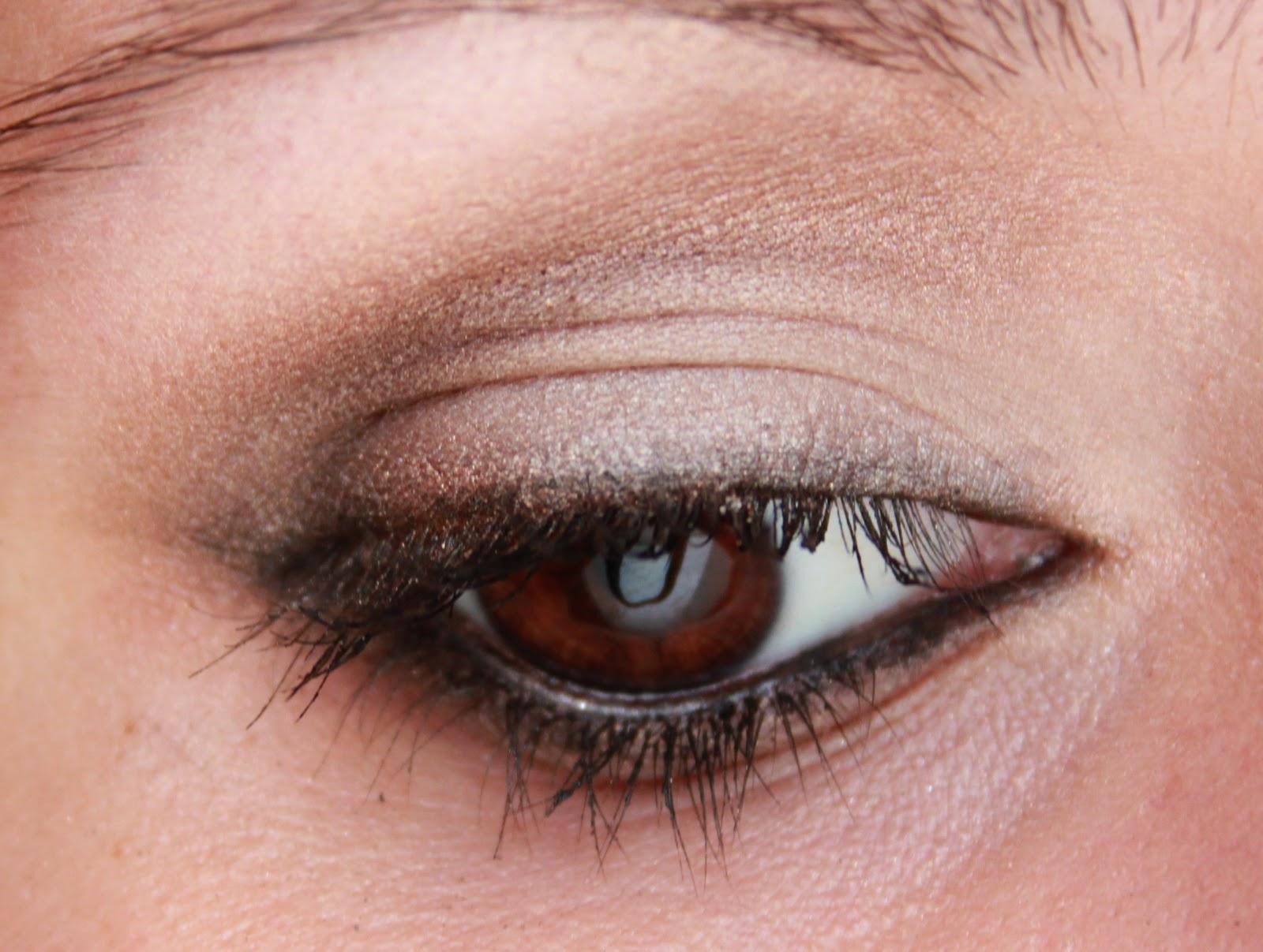 Les brunes aux yeux marrons sont sexys urban lipstick - Maquillage pour brune ...