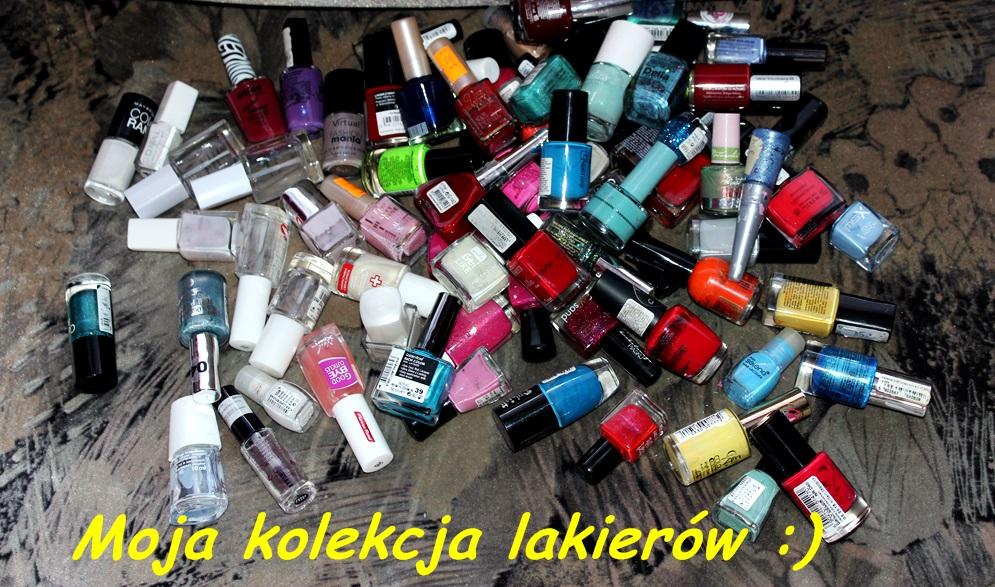 Moja kolekcja lakierów, cz.II-YOUTUBE